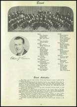 1951 Tipton High School Yearbook Page 52 & 53