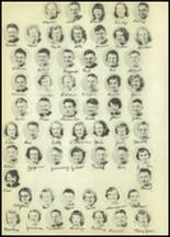 1951 Tipton High School Yearbook Page 58 & 59