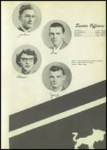 1951 Tipton High School Yearbook Page 64 & 65