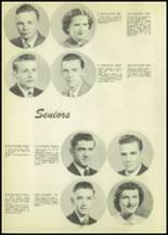 1951 Tipton High School Yearbook Page 70 & 71