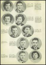 1951 Tipton High School Yearbook Page 72 & 73