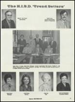 1984 Hondo High School Yearbook Page 14 & 15