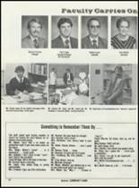 1984 Hondo High School Yearbook Page 16 & 17