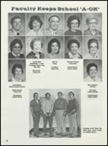 1984 Hondo High School Yearbook Page 20 & 21