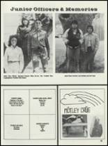 1984 Hondo High School Yearbook Page 36 & 37