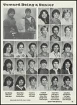 1984 Hondo High School Yearbook Page 46 & 47