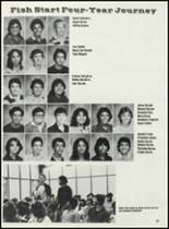 1984 Hondo High School Yearbook Page 50 & 51