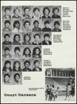 1984 Hondo High School Yearbook Page 52 & 53