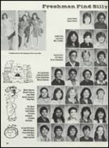 1984 Hondo High School Yearbook Page 54 & 55