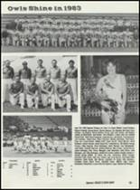 1984 Hondo High School Yearbook Page 56 & 57