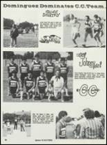 1984 Hondo High School Yearbook Page 70 & 71