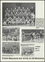 1984 Hondo High School Yearbook Page 74 & 75