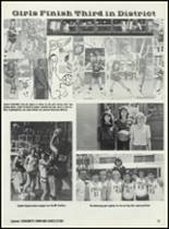 1984 Hondo High School Yearbook Page 76 & 77