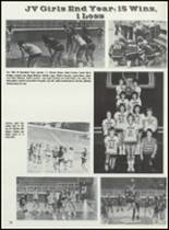 1984 Hondo High School Yearbook Page 78 & 79