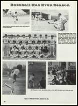 1984 Hondo High School Yearbook Page 80 & 81