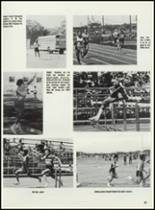 1984 Hondo High School Yearbook Page 84 & 85