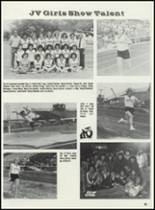 1984 Hondo High School Yearbook Page 88 & 89