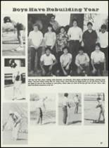 1984 Hondo High School Yearbook Page 90 & 91