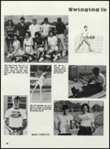 1984 Hondo High School Yearbook Page 92 & 93