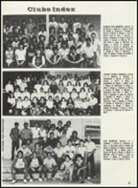 1984 Hondo High School Yearbook Page 94 & 95
