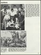 1984 Hondo High School Yearbook Page 96 & 97