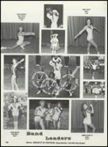 1984 Hondo High School Yearbook Page 110 & 111
