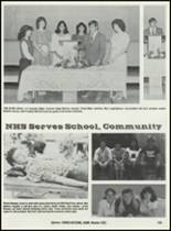 1984 Hondo High School Yearbook Page 112 & 113