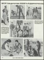 1984 Hondo High School Yearbook Page 118 & 119