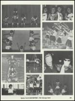 1984 Hondo High School Yearbook Page 126 & 127