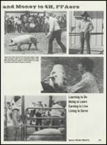 1984 Hondo High School Yearbook Page 128 & 129