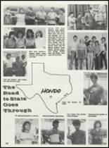 1984 Hondo High School Yearbook Page 132 & 133