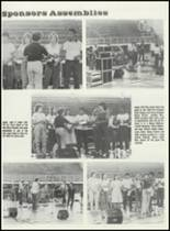 1984 Hondo High School Yearbook Page 134 & 135