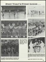 1984 Hondo High School Yearbook Page 142 & 143