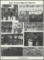 1984 Hondo High School Yearbook Page 144 & 145