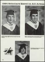 1984 Hondo High School Yearbook Page 152 & 153