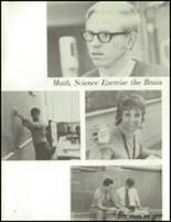 1972 Coldwater High School Yearbook Page 18 & 19