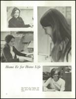 1972 Coldwater High School Yearbook Page 26 & 27