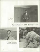 1972 Coldwater High School Yearbook Page 32 & 33
