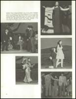 1972 Coldwater High School Yearbook Page 50 & 51