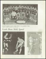 1972 Coldwater High School Yearbook Page 70 & 71