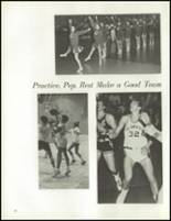 1972 Coldwater High School Yearbook Page 72 & 73
