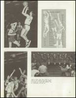 1972 Coldwater High School Yearbook Page 74 & 75