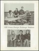 1972 Coldwater High School Yearbook Page 96 & 97