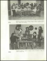 1972 Coldwater High School Yearbook Page 98 & 99