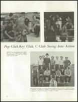 1972 Coldwater High School Yearbook Page 100 & 101