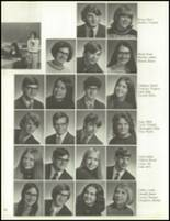 1972 Coldwater High School Yearbook Page 106 & 107