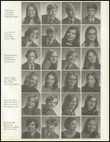 1972 Coldwater High School Yearbook Page 110 & 111