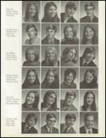 1972 Coldwater High School Yearbook Page 112 & 113