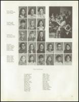 1972 Coldwater High School Yearbook Page 124 & 125
