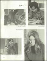 1972 Coldwater High School Yearbook Page 126 & 127